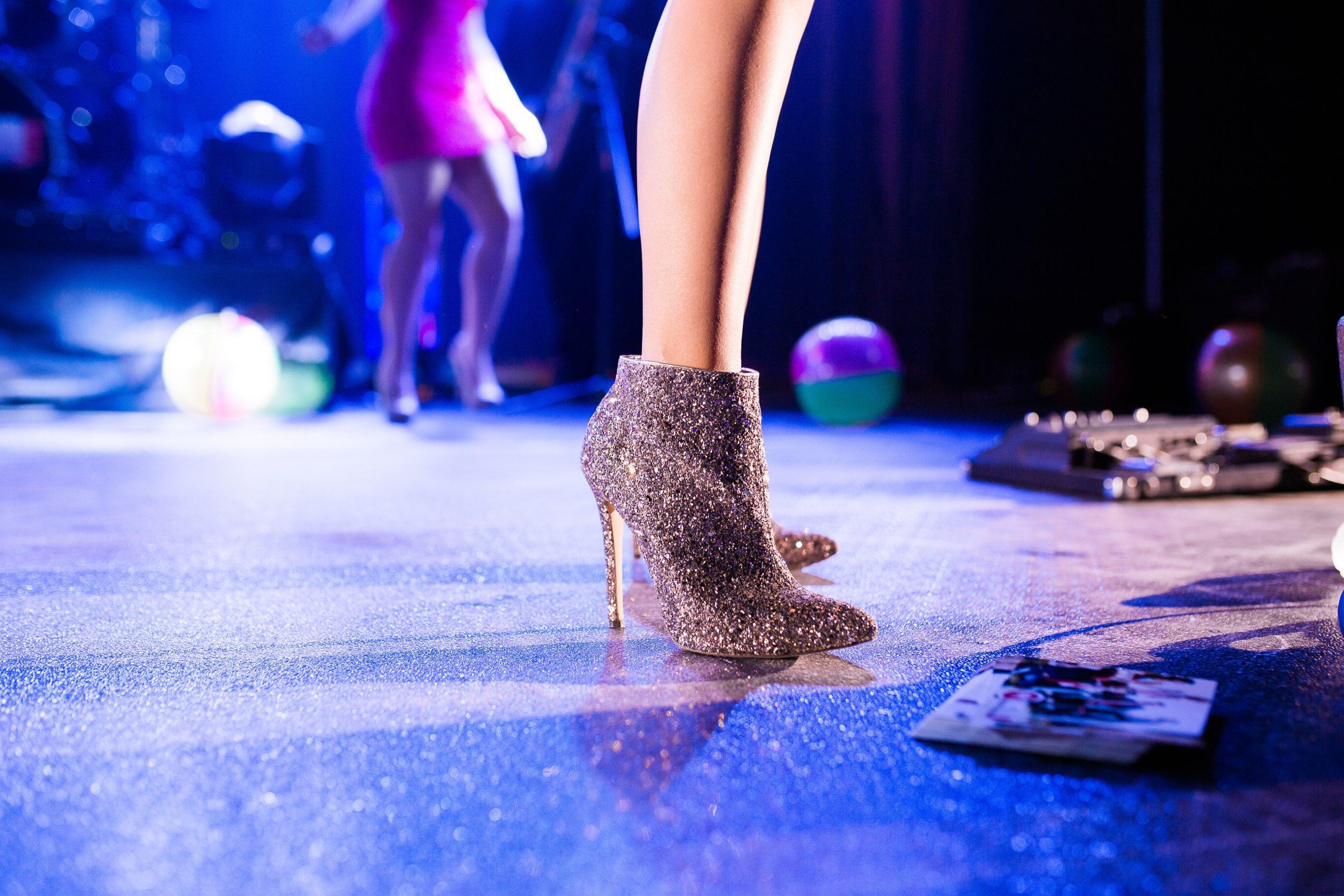 zapatos amigas de la novia
