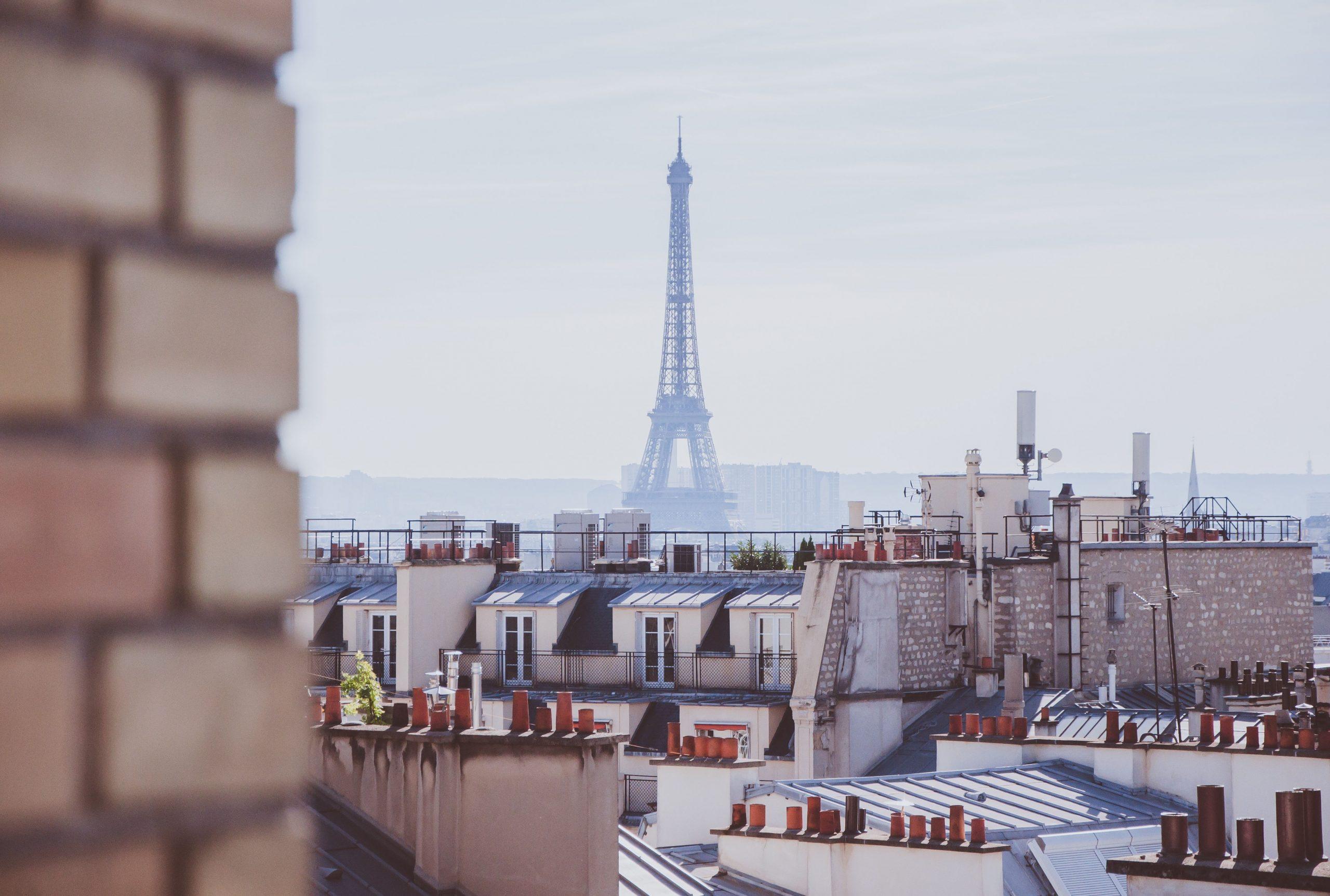 Despedida de soltera en París