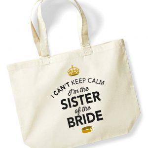 Bolsa hermana novia