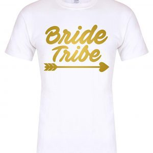 Camiseta Bride Tribe