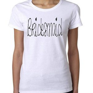 Camiseta Bridesmaid