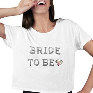 Camiseta Bride to Be
