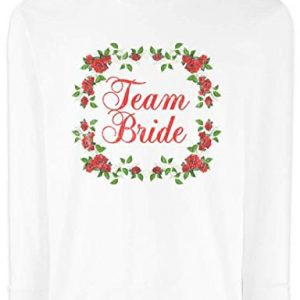 Camiseta manga larga Bride Team