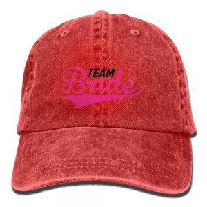 Gorra roja despedida de soltera