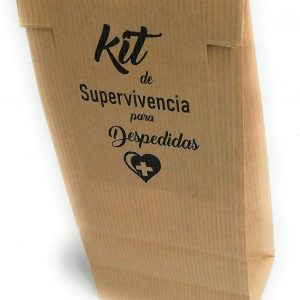 Kit de supervivencia despedida de soltera