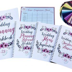 Libro organización boda