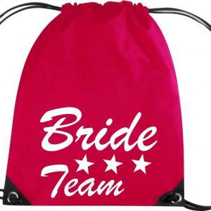 Mochila Bride Team Rosa