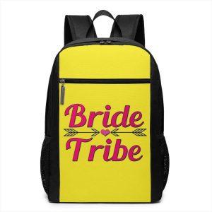 Mochila Bride Tribe amarilla