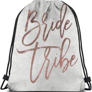 Mochila Bride Tribe gris