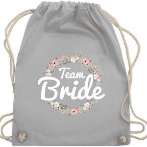Mochila Team Bride gris