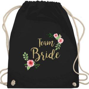 Mochila Team Bride negra