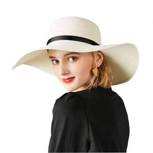 Sombrero paja despedida