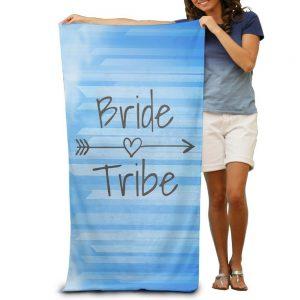 Toalla Bride Tribe azul