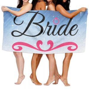 Toalla bride