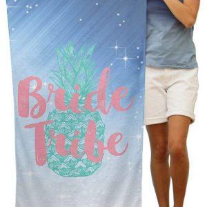 Toalla bride tribe piña