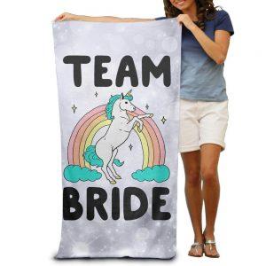 Toalla bride tribe unicornio