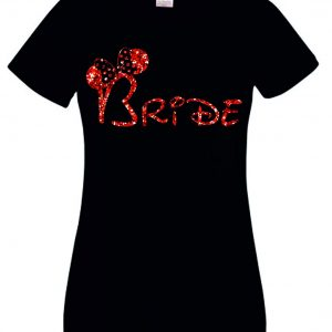 camiseta bride disney