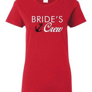 camiseta bride crew