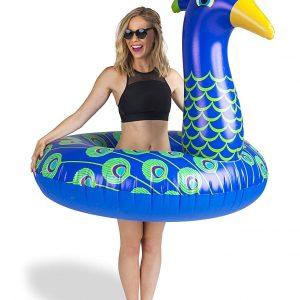 Flotador Pato Azul