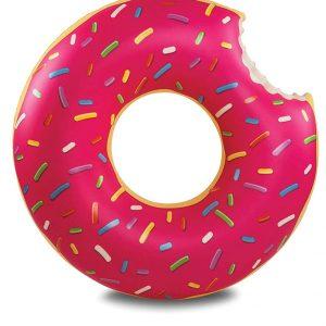 Flotador donuts despedida de soltera