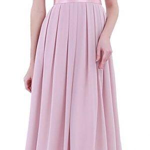 Vestido Dama de Honor rosa