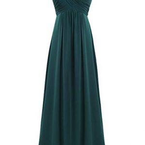 Vestido Dama de Honor verde