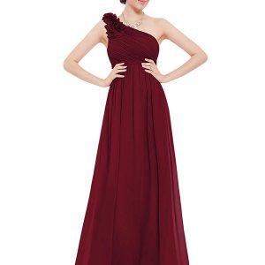Vestido Dama de Honor vino
