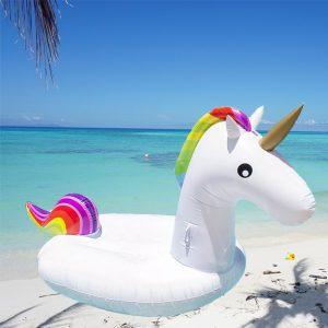 Flotador unicornio despedida de soltera