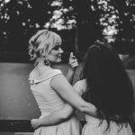 despedida de soltera después de la boda