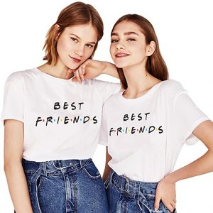 Camisetas Best friends