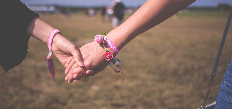 pulsera amigas