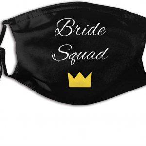Mascarilla Bride Squad