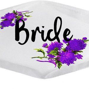 Mascarilla Bride Flores