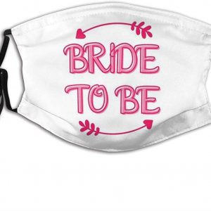 Mascarilla Bride to Be